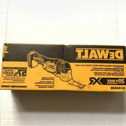 Dewalt DCS355B 20V Cordless Brushless Oscillating Multi Tool