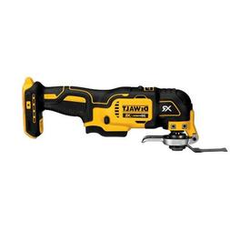 Dewalt DCS355BR 20V MAX XR Cordless Brushless Multi-Tool Rec