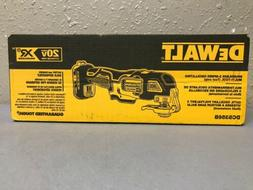 Dewalt DCS356B 20V Cordless Brushless Oscillating Multi Tool