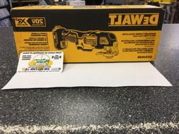 DEWALT #DCS356B 3-SPEED 20V MAX XR Oscillating Multi-Tool ~