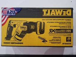DEWALT DCS367B 20V 20 Volt Max Brushless Li-Ion Reciprocatin