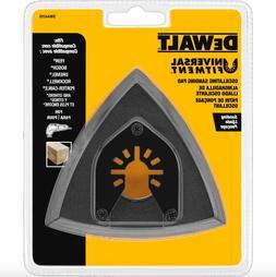 DeWalt DWA4200 4pk Oscillating Sanding Pad New