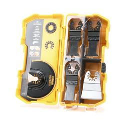DEWALT DWA4216 5-Piece Oscillating Accessory Kit