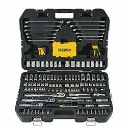 "NEW DEWALT DWMT73803 168 PIECE 1/4"" & 3/8"" DRIVE SOCKET TOOL"