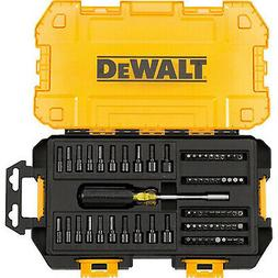 Dewalt DWMT73808 Multi-Bit & Nut Driver Set, SAE & Metric, 1