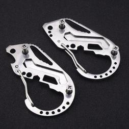 EDC Outdoor Gear Multi Tools Key Holder Keychain Screwdriver