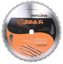 "Evolution Rage355 Rage 2 Multi Purpose Saw Blade 14"" Diamete"