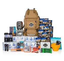 Premium Family Emergency Survival Bag/Kit – Be Equipped wi