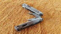 Leatherman FREE P4 Multi-tools 21 Tools 420C Stainless Steel