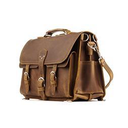 Saddleback Leather Co. Front Pocket Full Grain Leather Trave