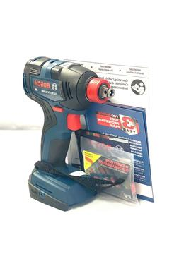 "Bosch GDX18V-1800 18V EC Brushless Freak 1/4"" & 1/2"" 2-in-1"