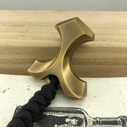 EDC Gear Self-defense Brass Classic Nostalgia Multi Tools Ke