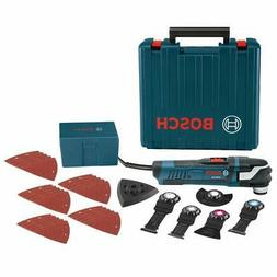 Bosch GOP40-30C StarlockPlus Oscillating Multi-Tool Kit with