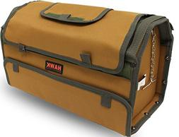 ToolUSA Heavy Duty Nylon Multi-pocket Tool Bag With Removabl