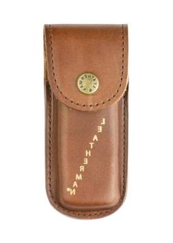LEATHERMAN - Heritage Leather Snap Sheath for Multitools, Sm