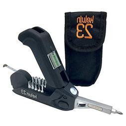 Kelvin Tools, Multi-Tool Set, 23 Integrated Tools 16 Bit Scr