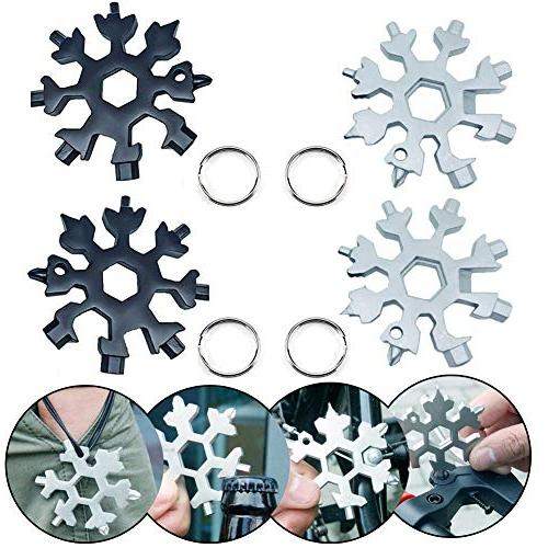 1 snowflake tools stainless steel