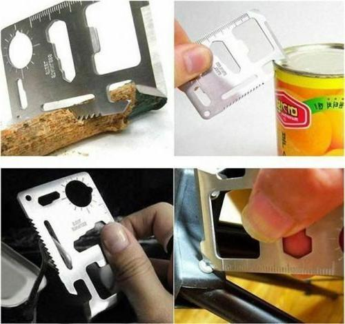 Credit Knives Free Multi thin micro knife Lot