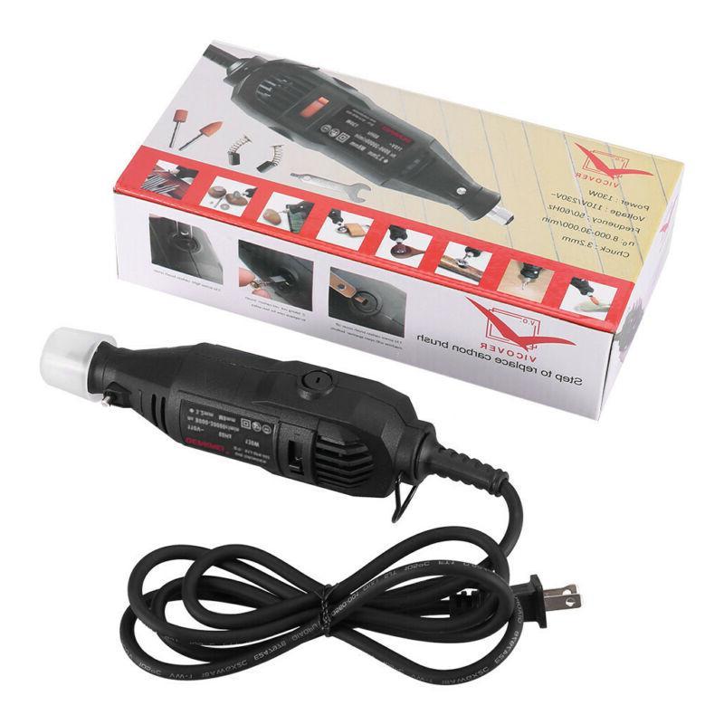 Dremel MultiPro Grinder Tools 110V/220V Drill Set