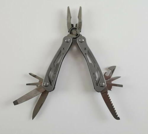 12 in 1 multi tool long nose
