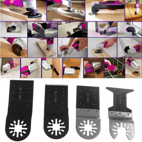 12pcs Saw Multi Tool Bosch Dremel Fast