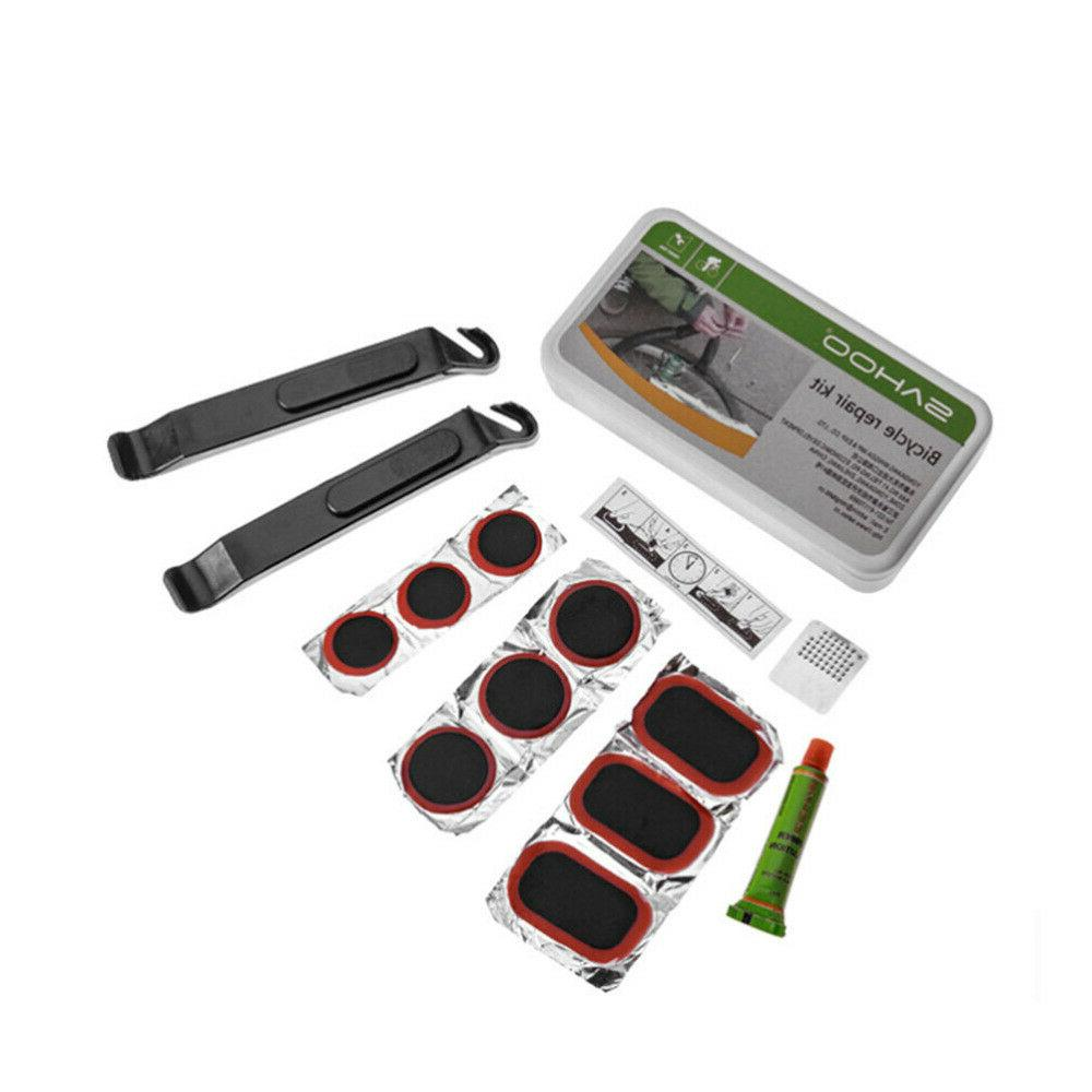 14 IN 1 Pump Multi-use Bicycle Cycling Tire Tyre Repair Tools Kit