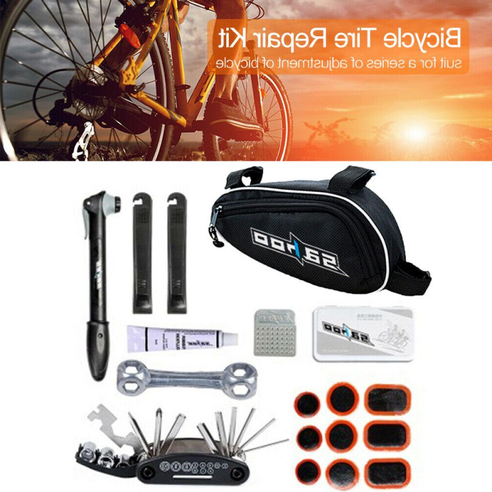 14 in 1 pump multi use bicycle