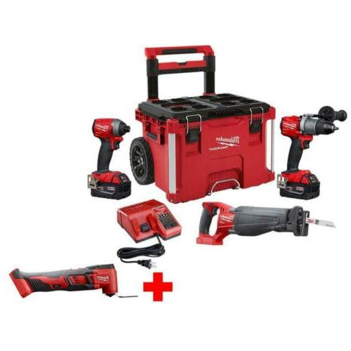 18v brushless cordless combo kit 3 tool