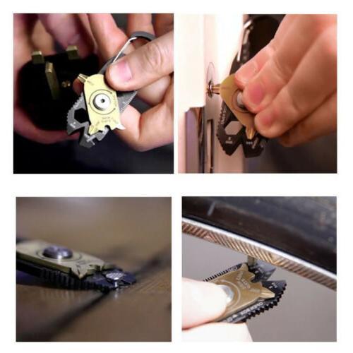 Keychain Emergency Outdoor
