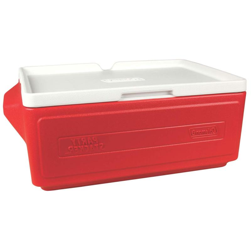 24 can party stacker portable cooler