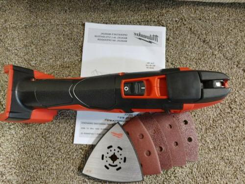 Milwaukee•2626-20•M18 Lithium-Ion Only•Free Shipping•New