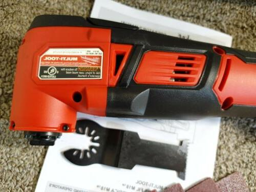 Milwaukee•2626-20•M18 18-Volt Lithium-Ion Only•Free