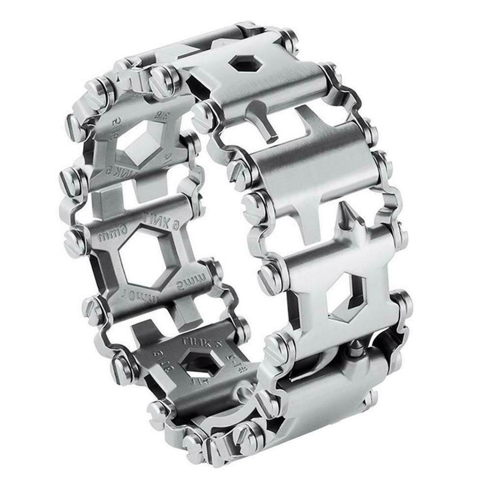 29 functions multi tool bracelet for outdoor