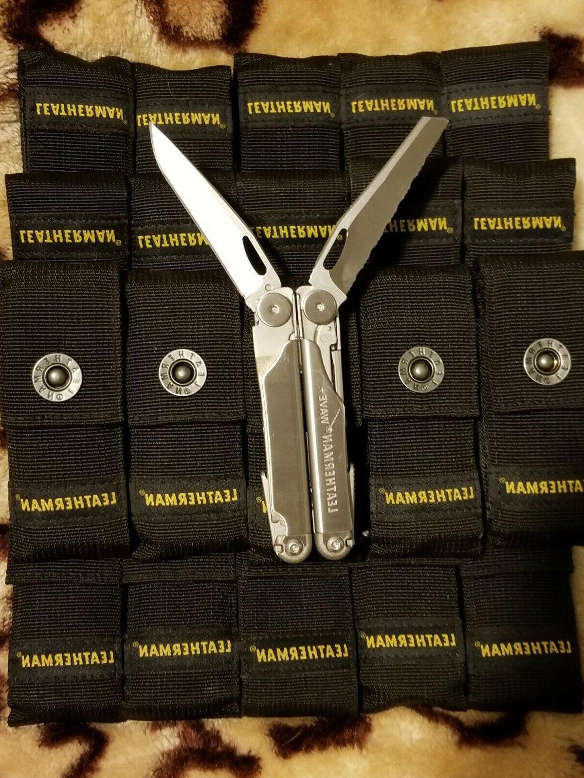 Leatherman Wave Plus Stainless Multi-Tools