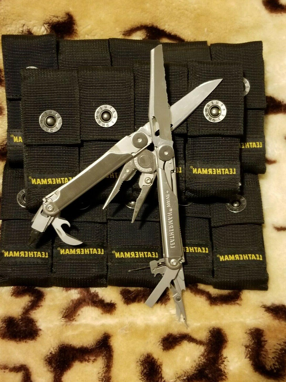 Leatherman 832563 Wave Stainless