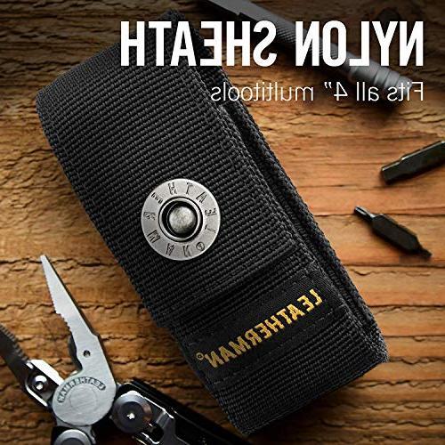 Leatherman 832695 Wave Plus Edition with Nylon Sheath