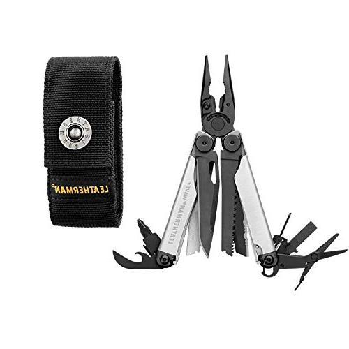 Leatherman 832695 Black & Edition with Nylon Sheath