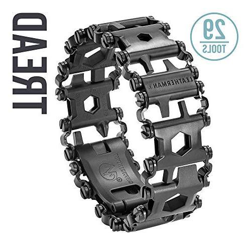 Leatherman - Tread Bracelet, The Original Travel Friendly We