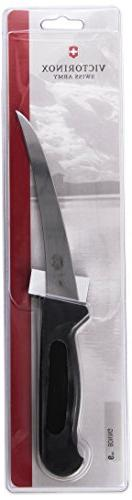 """Victorinox 6"""" Pro Curved with Black"""