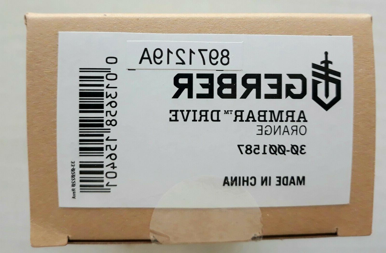 """GERBER Armbar DRIVE Folding Pocket 2.5"""" Plain Blade"""