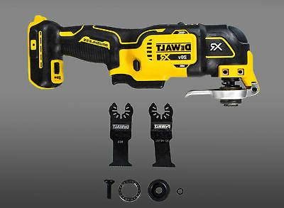 Dewalt Brushless 3-Speed Oscillating Multi-Tool - Tool Only