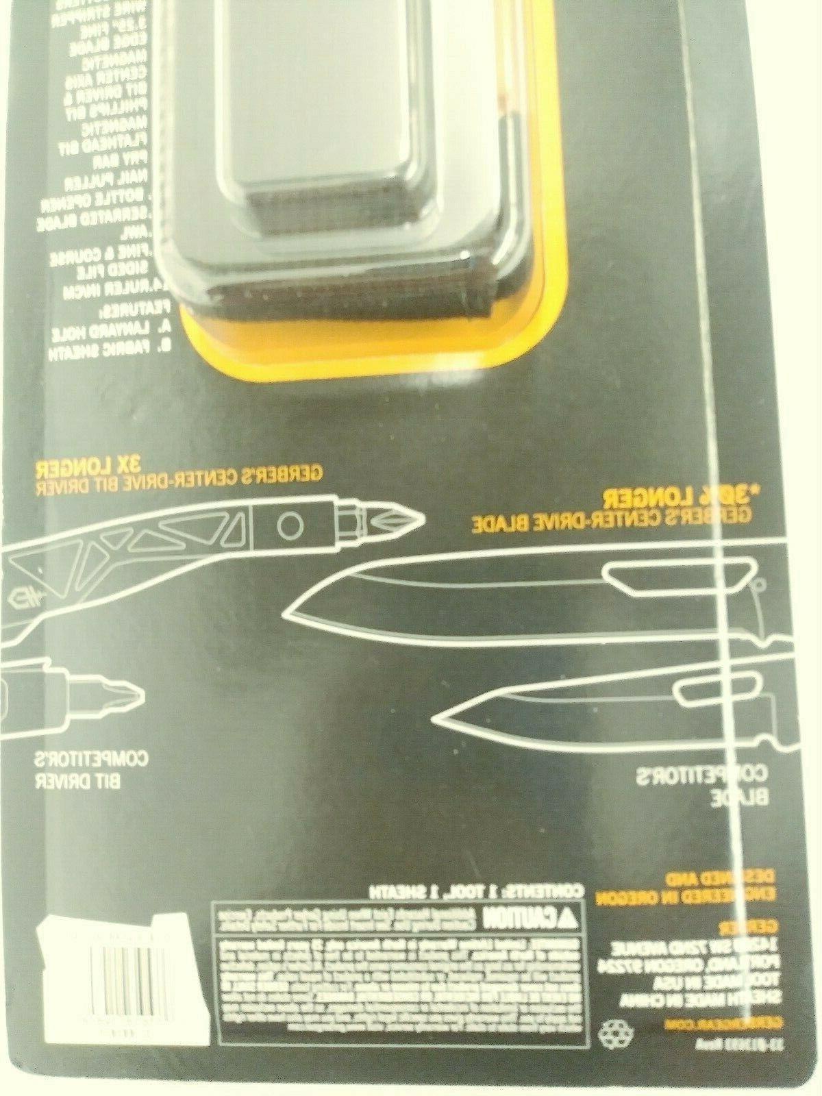 Gerber 14-Tool Pliers 31-003073