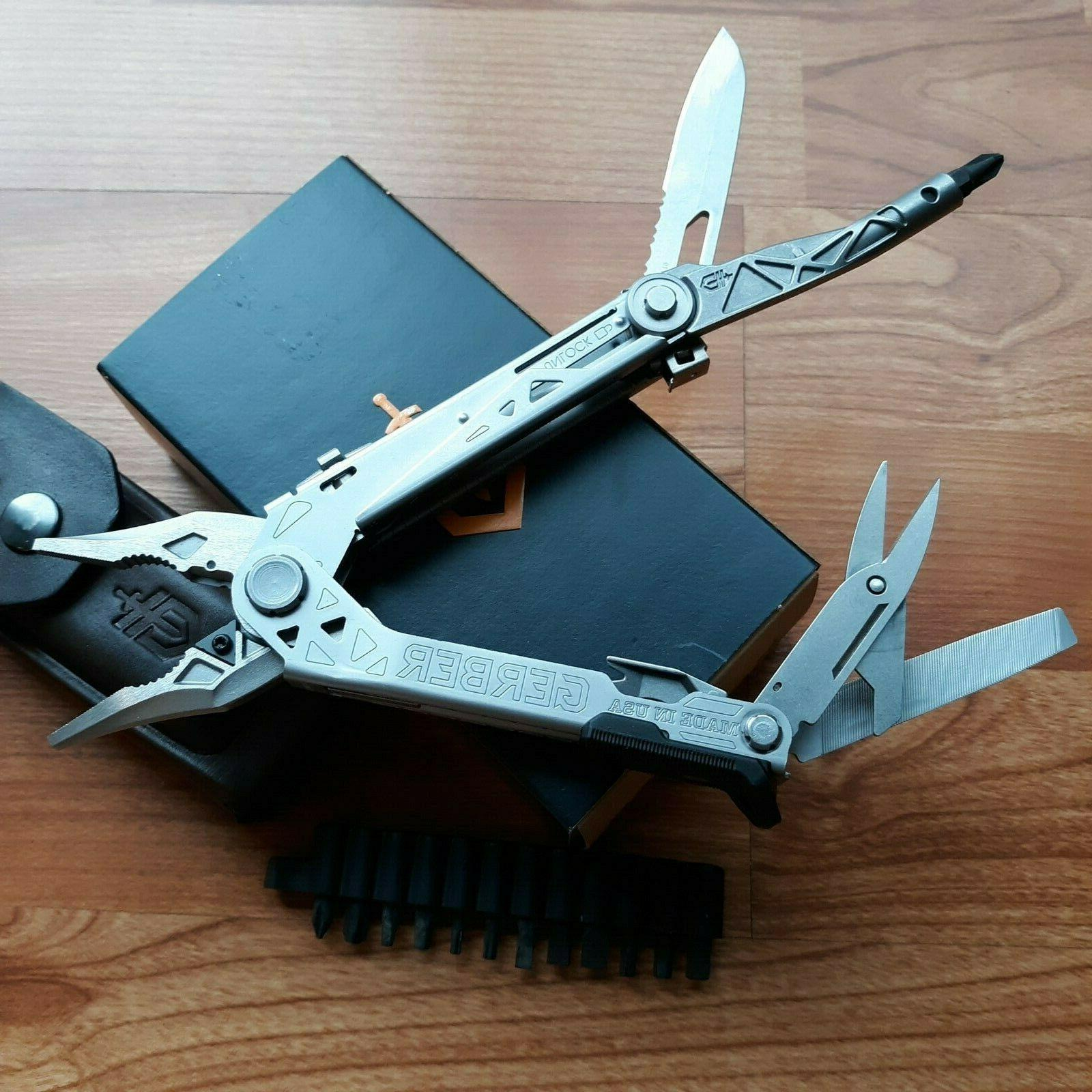 Gerber Center Bits Multi-Tool Belt MADE 1417