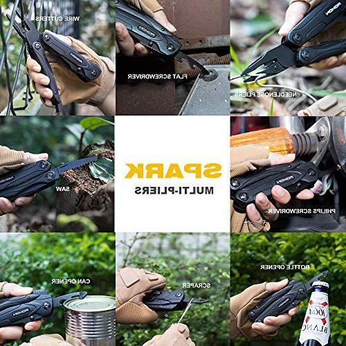 Roxon Plier, Multipurpose Portable Multi Tool