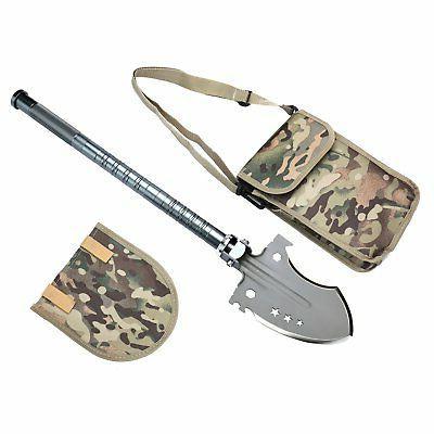 Rose Kuli Folding Shovel, Multitool, Tactical
