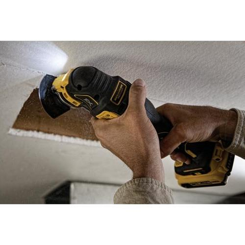 DEWALT Lithium-Ion Oscillating Multi-Tool Kit