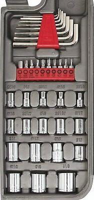 Apollo Tools DT9411 79 Piece Multi-Purpose Tool Set with Soc