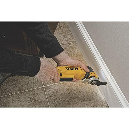 Dewalt DWE315K Amp Oscillating with 29 Accessories