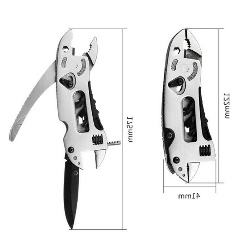 EDC Multi Adjustable Pliers Knife