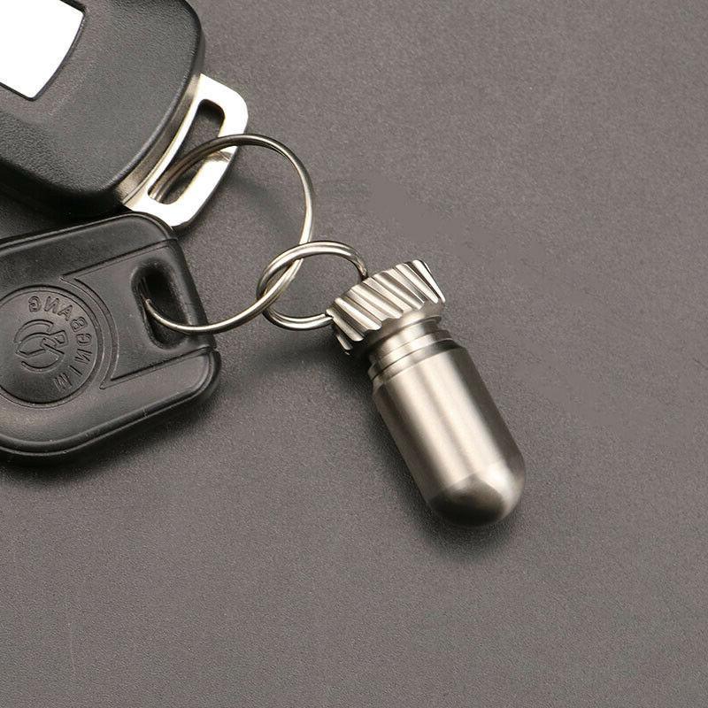 EDC Waterproof Medicine Key FSC-07